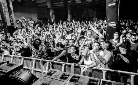 Four Warehouse Nights with HYTE at ADE Festival