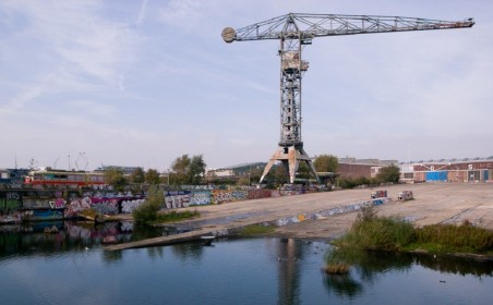 ADE Venues: the remainder of the largest shipyard in Amsterdam