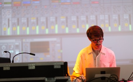 Ableton workshops, talks and performances at ADE Playground
