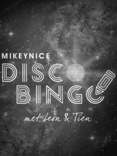 The Disco Bingo with MikeyNice & Friends