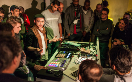 Get your Gear on at ADE Playground