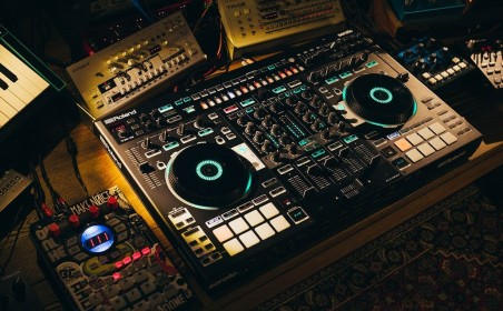 Roland is back at ADE Sound Lab