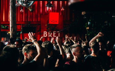 VBX to host four events with FRRC, tINI and the gang and afterhours