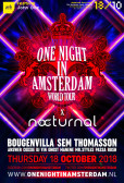 One Night in Amsterdam x Nocturnal