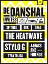 De Danshal invites Hot Wuk (UK) and 44Bass
