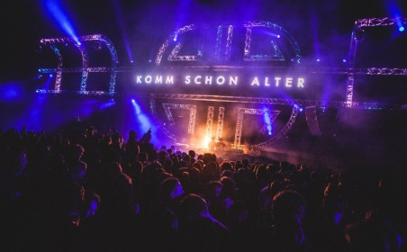 24+ party concept komm schon Alter returns with its first ADE weekender