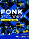 Fonk Recordings Label Night