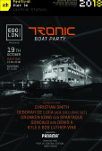 Tronic Boat Party