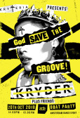 God Save The Groove