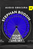 Audio Obscura x Stephan Bodzin at Scheepvaartmuseum