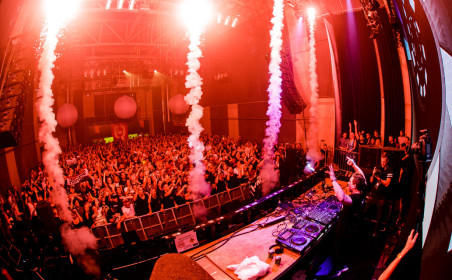 Revealed Recordings to host a daytime and nighttime program on ADE Saturday
