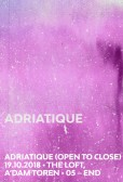 Audio Obscura x Adriatique at The Loft