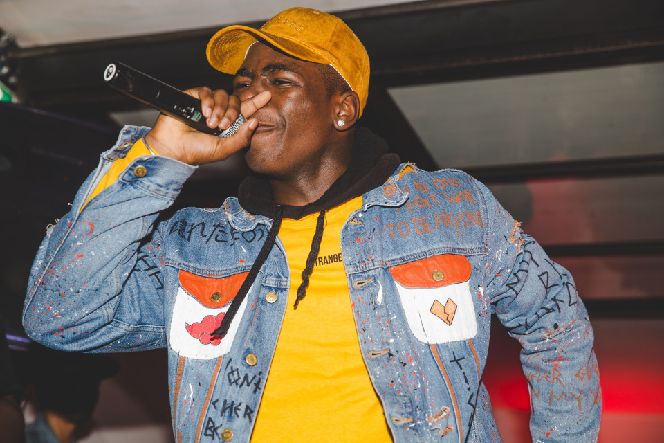 Fresh talent at the Noisey Presents: ADE Beats sessions