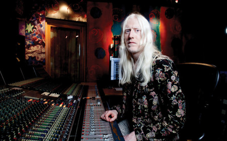 Focusing on mixing and production with David Wrench