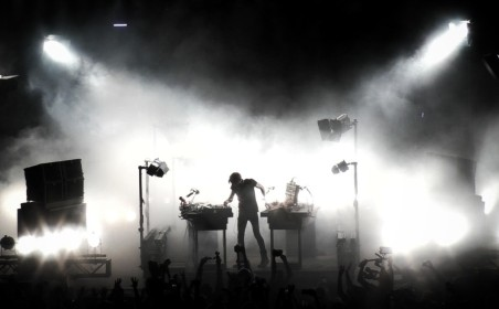 Richie Hawtin & Modeselektor to take over NDSM Warehouse with special live performances
